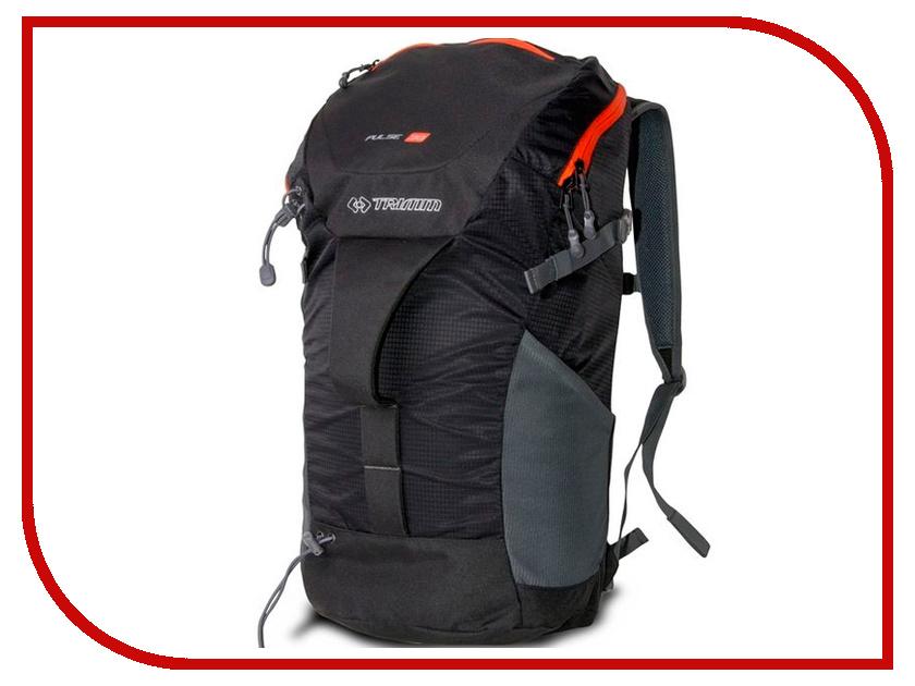Рюкзак Trimm Pulse 30L Black 51009 рюкзак trimm leman 45l black