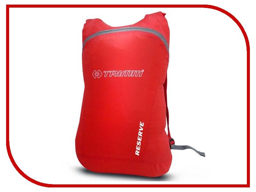 Рюкзак Trimm Reserve 6L Red 50922