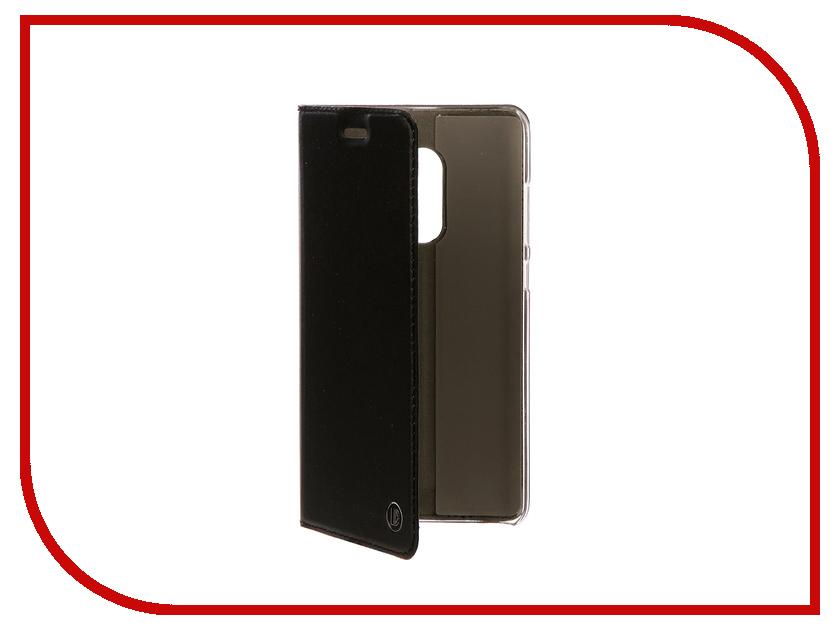 Аксессуар Чехол-книжка Xiaomi Redmi Note 4 DYP Casual Wallet Black DYPCR00045
