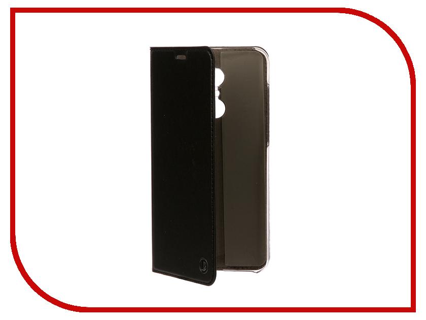 Аксессуар Чехол-книжка Xiaomi Redmi Note 5 / Redmi 5 Plus DYP Casual Wallet Black DYPCR00050 чехол книжка dyp casual wallet для xiaomi redmi note 5a prime черный