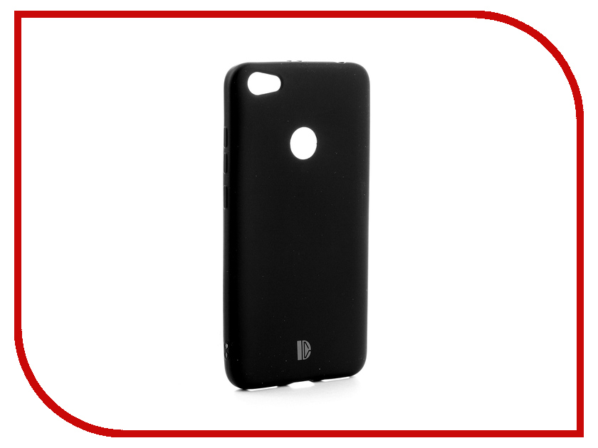 Аксессуар Чехол-накладка Xiaomi Redmi Note 5A Prime DYP Toxic Cover Black DYPCR00053 аксессуар чехол накладка для samsung galaxy j5 2017 dyp cover case black dypcr00021