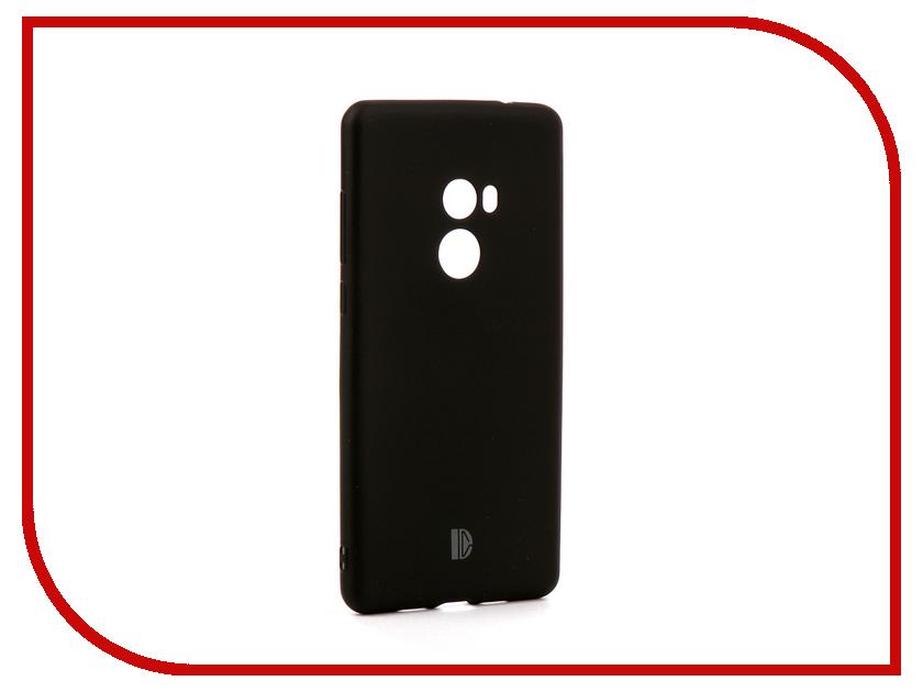 Аксессуар Чехол-накладка Xiaomi Mi MIX 2 DYP Toxic Cover Black DYPCR00055