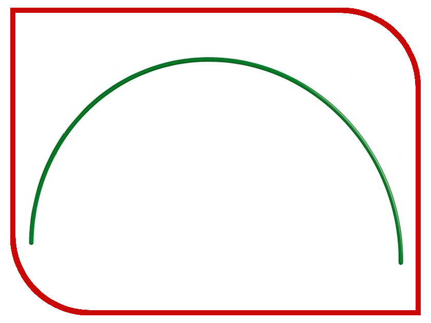 Дуги для парника Palisad 90x126cm 5шт 64428 Green