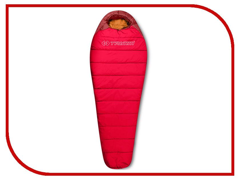 Cпальный мешок Trimm Polaris II 195 R Red 49458 cпальный мешок trimm viper 195 r green 47887