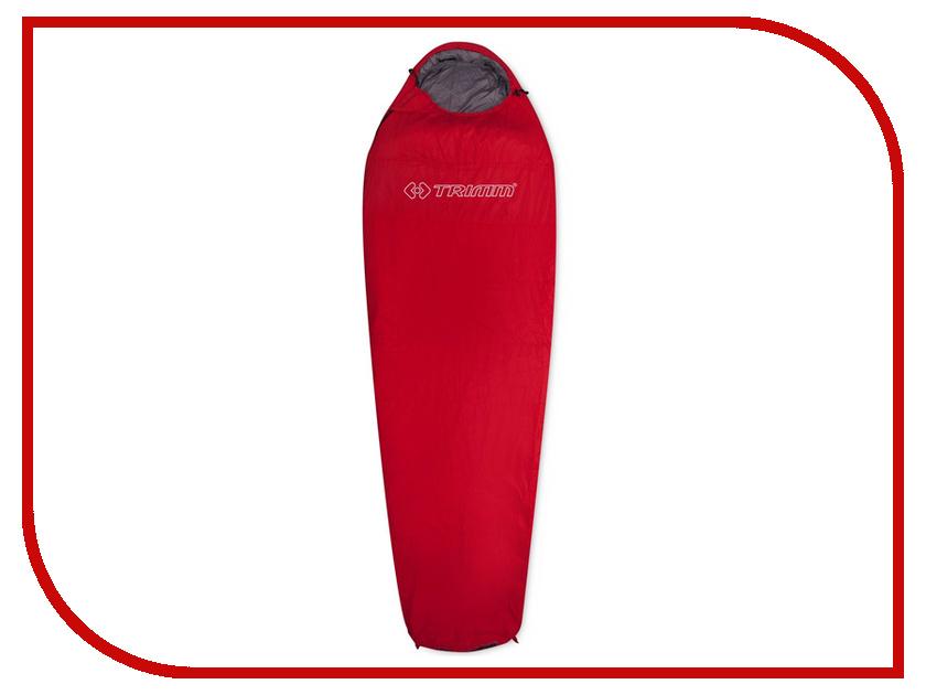 Cпальный мешок Trimm Summer 185 L Red 49299 cпальный мешок high peak pak 1600 23310