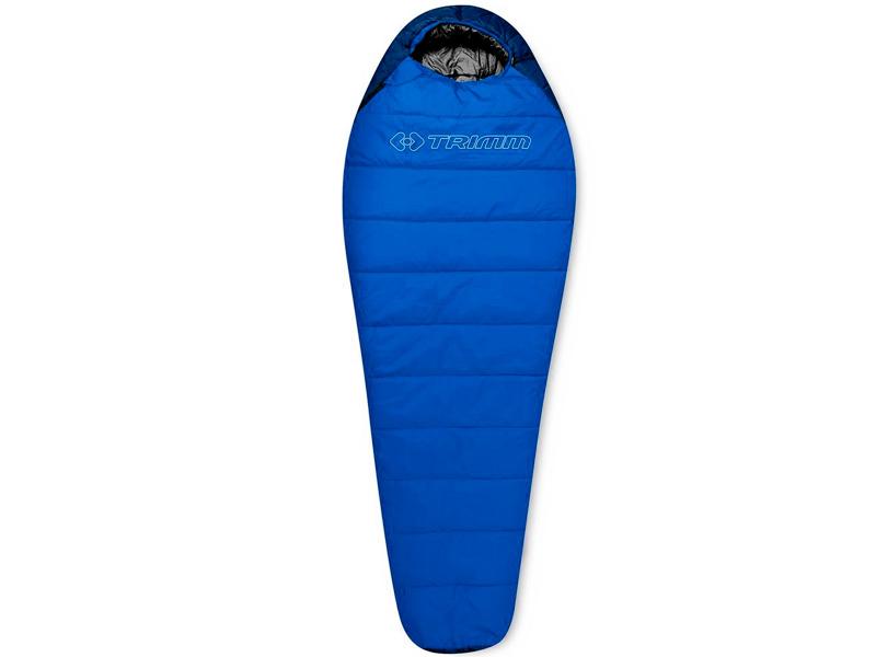 Cпальный мешок Trimm Sporty 185 L Blue 50947