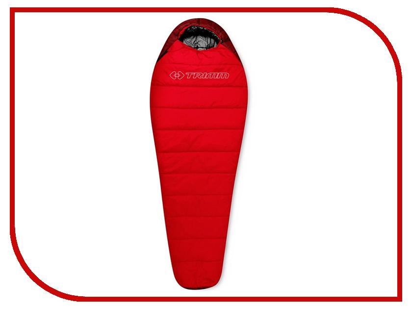 Cпальный мешок Trimm Sporty 195 L Red 46268