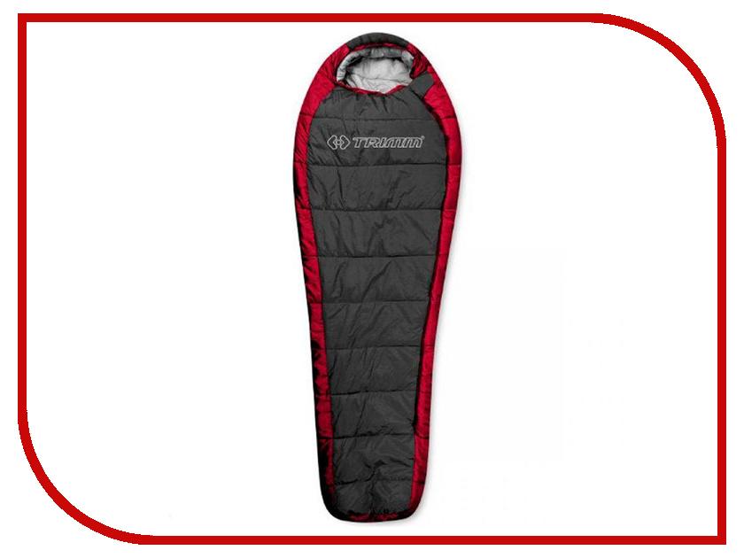 Cпальный мешок Trimm Highlander 185 R Red 49689 cпальный мешок trimm walker 185 r red 50191