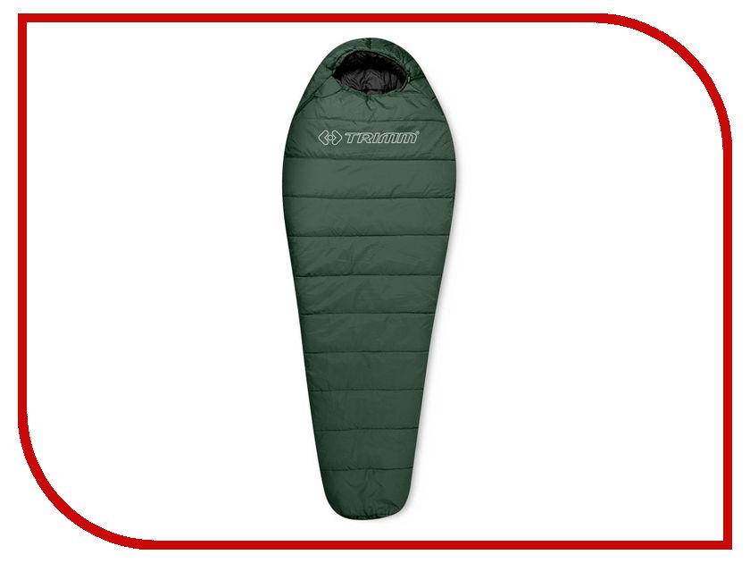 Cпальный мешок Trimm Traper 195 L Green 49686