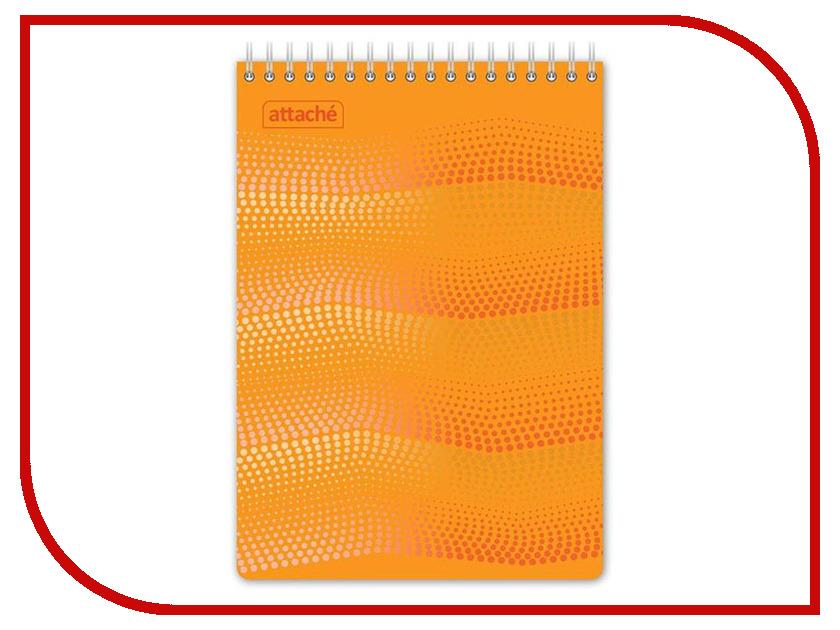 Блокнот Attache Waves A5 50 листов 98971 sound waves
