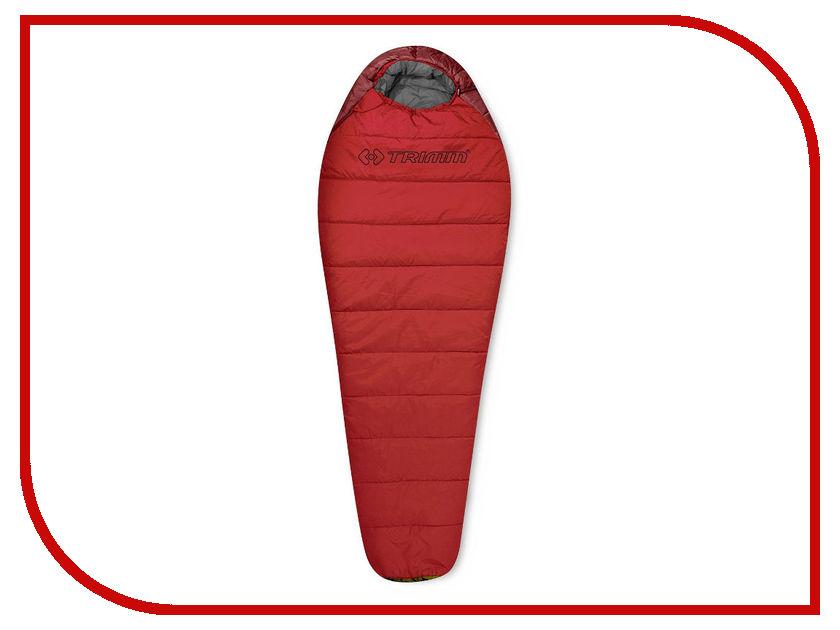 Cпальный мешок Trimm Walker 185 R Red 50191 cпальный мешок high peak pak 1600 23310