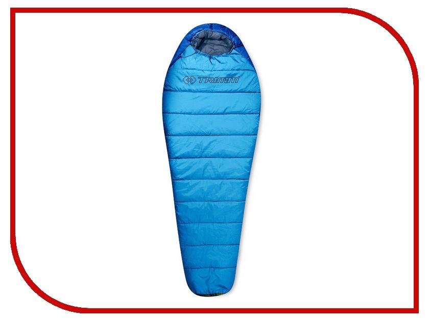 Cпальный мешок Trimm Walker 185 L Blue 50185 cпальный мешок trimm walker 185 r red 50191