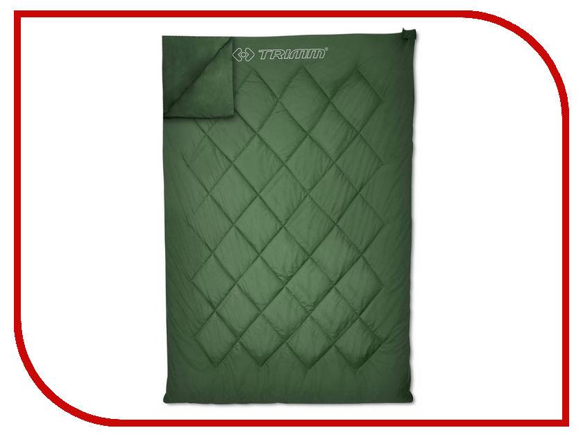 Cпальный мешок Trimm Twin 195 R Olive 51020