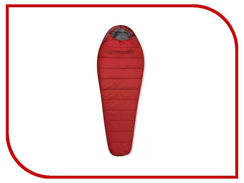 Cпальный мешок Trimm Walker 195 L Red 50192 cпальный мешок high peak pak 1600 23310