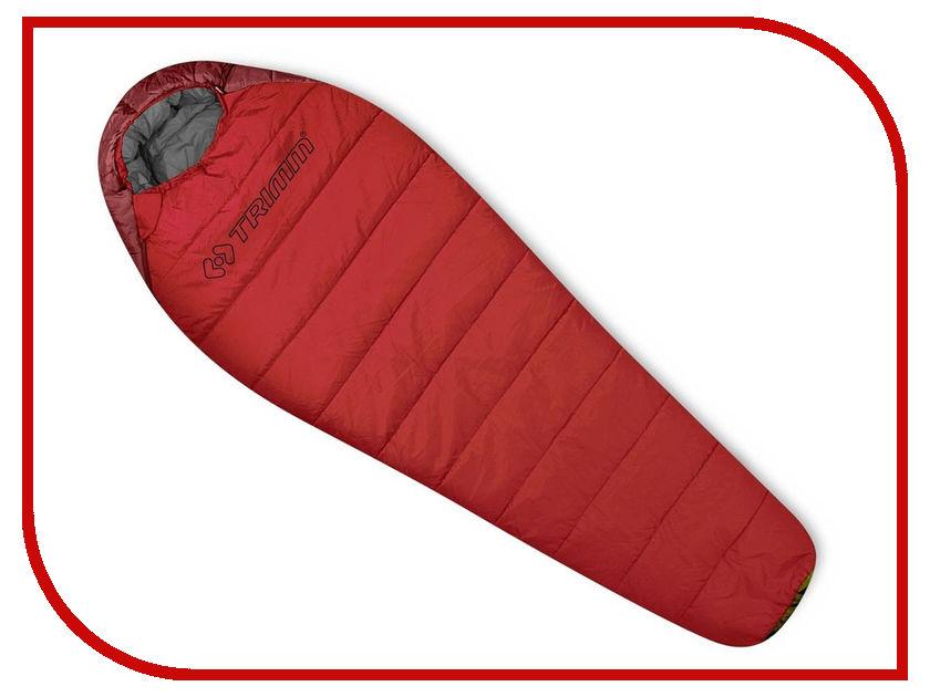Cпальный мешок Trimm Walker 195 R Red 50193 cпальный мешок trimm walker 185 r red 50191