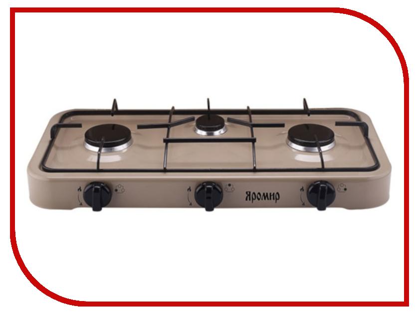 Плита Яромир ЯР-3013 Beige