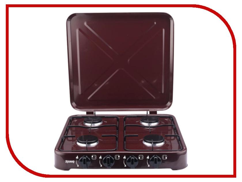 Плита Яромир ЯР-3014 Dark Brown цена и фото