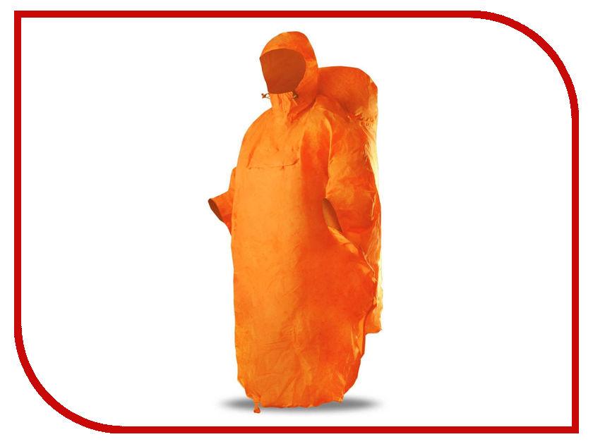 Плащ-дождевик Trimm Ones Uni Size Orange 50990 плащ и маска супергерл uni