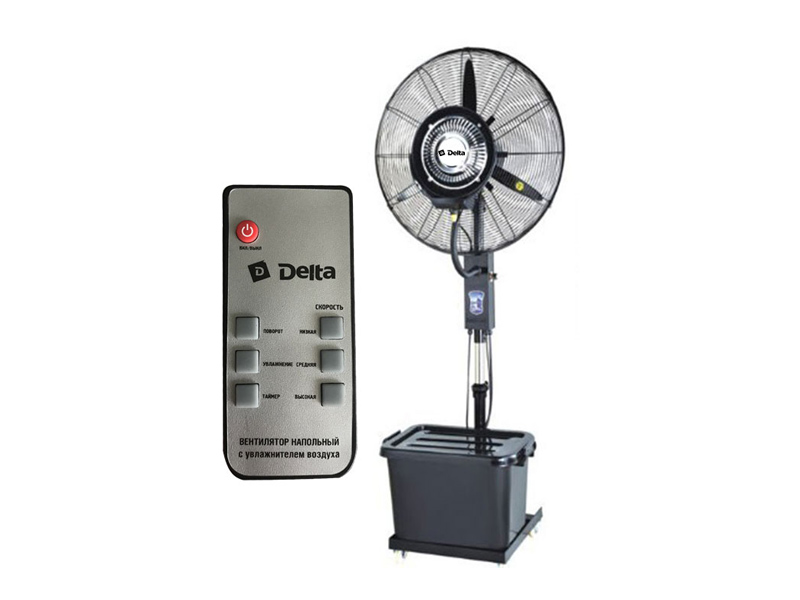 Вентилятор Delta DL-024H-RC