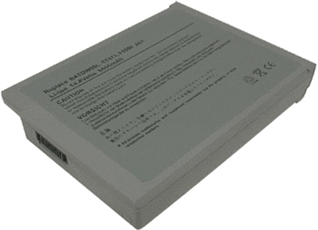 Аккумулятор TopON D-DST53 6600mAh for DELL Inspiron 1100 / 5100 Latitude 100L