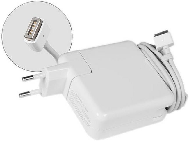 Аксессуар Блок питания TopON для MacBook Pro 13 TOP-AP03 16.5V 60W аксессуар topon top ap204 18 5v 85w for macbook air 2012 pro retina magsafe 2