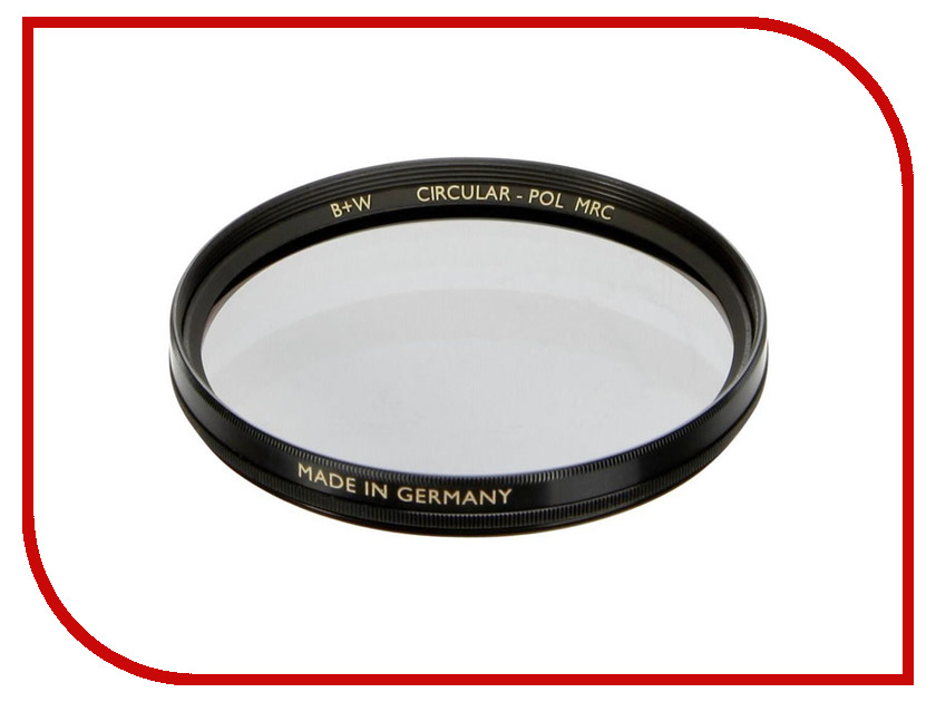 Светофильтр B+W S03 E Circular-Pol 77mm (1065310)<br>