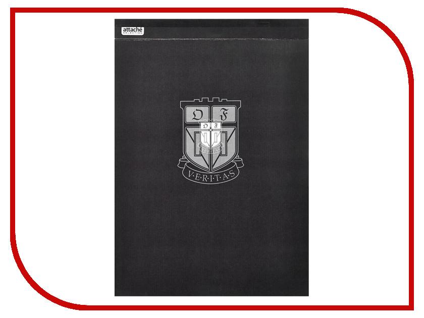 Блокнот Attache Selection Dynasty А5 70 листов Black 419980 ежедневник attache portofino а5 140x200mm black