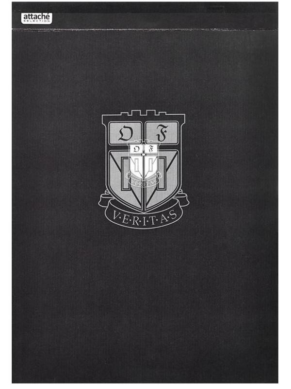 Блокнот Attache Selection Dynasty А5 70 листов Black 419980