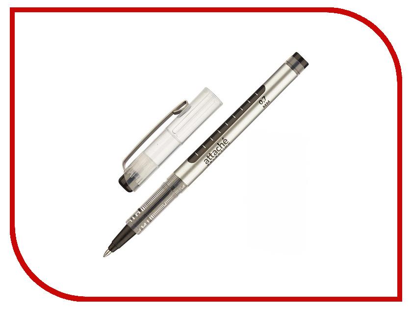 Ручка-роллер Attache Selection Turbo Black 397358
