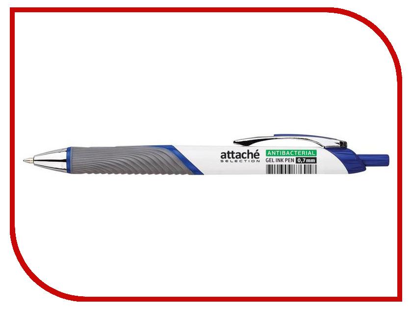 Ручка гелевая Attache Selection Blue 325673 ручка гелевая attache selection egp1601 blue 737241