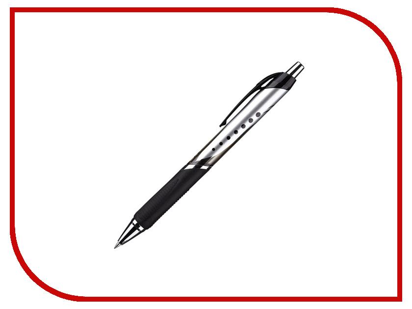 Ручка гелевая Attache Selection Galaxy Black 389766 ручка гелевая attache selection egp1601 blue 737241