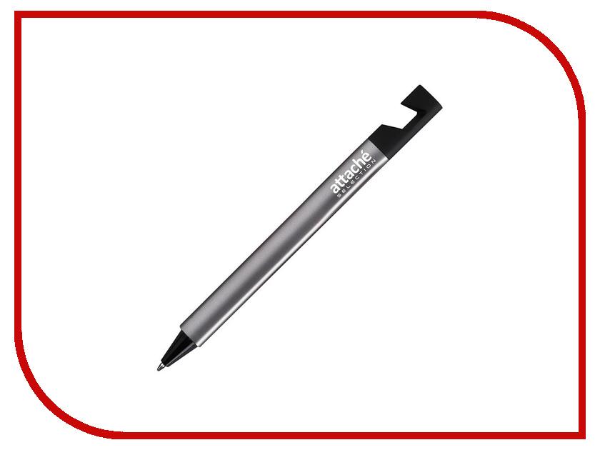 Ручка шариковая Attache Selection Blue 727853 ручка гелевая attache selection egp1601 blue 737241
