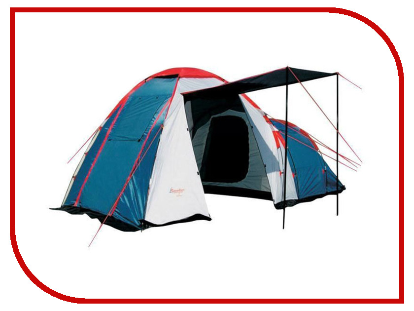 Палатка Canadian Camper HYPPO 3 Royal палатка canadian camper tanga 3 цвет royal дуги 9 5 мм