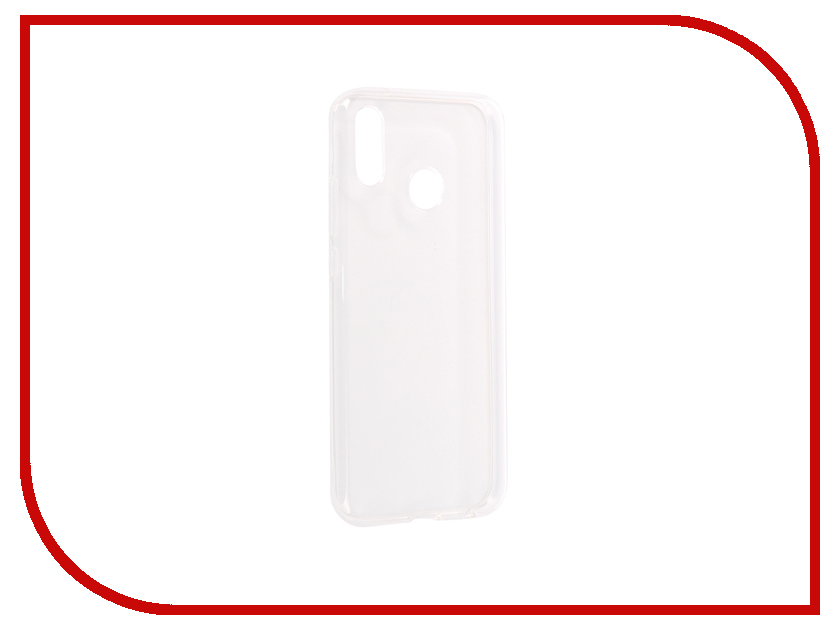 Аксессуар Чехол для Huawei P20 Lite Pero Silicone Transparent аксессуар чехол для nokia 6 2018 pero silicone transparent