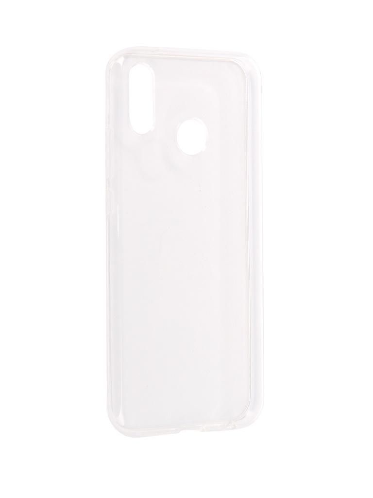 Аксессуар Чехол Pero для Huawei P20 Lite Silicone Transparent