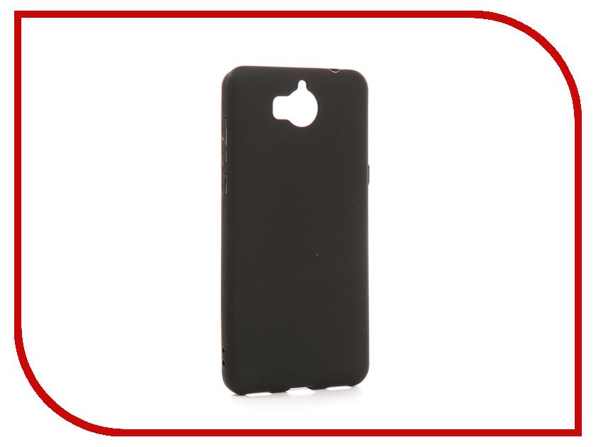 Аксессуар Чехол Huawei Y5 2017 Pero Soft Touch Black аксессуар чехол huawei nova zibelino classico black zcl hua nov blk