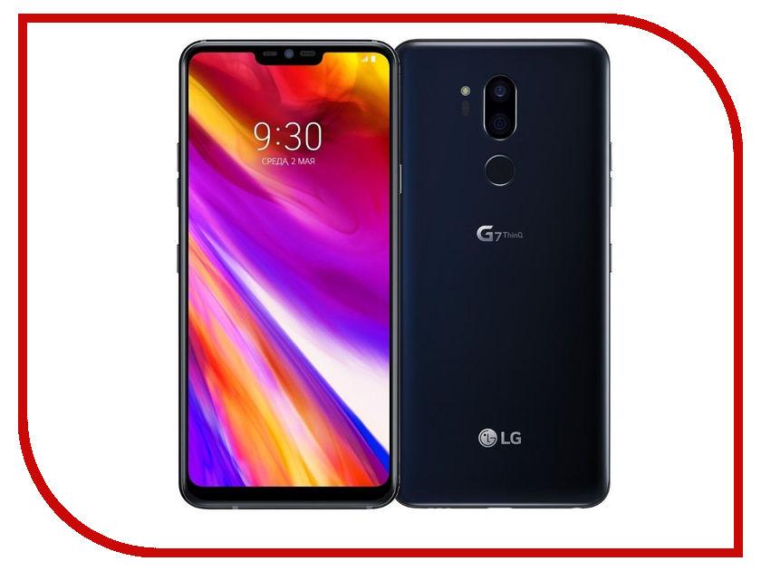 Сотовый телефон LG G7 ThinQ 64GB Black цены онлайн