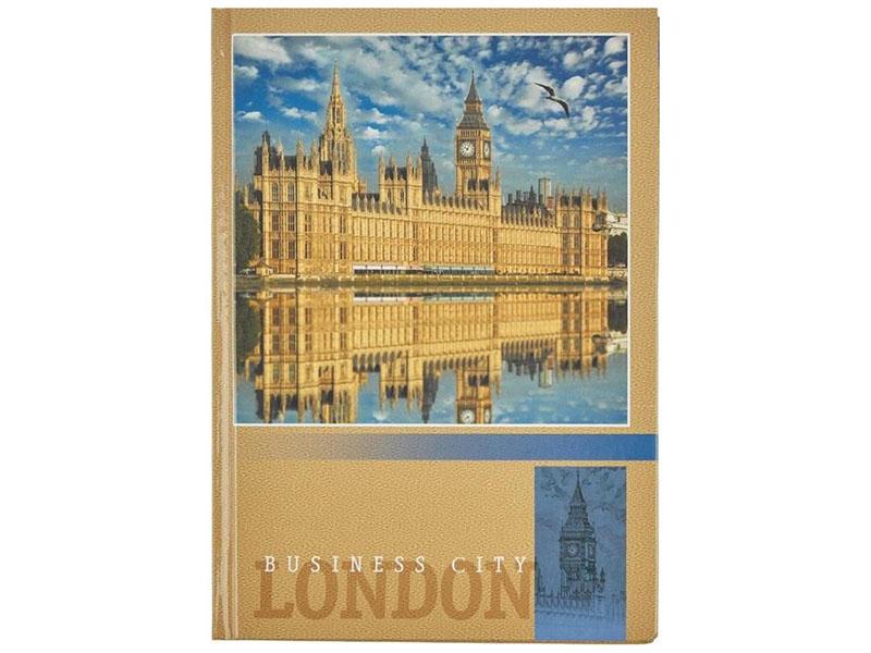 Блокнот Attache London A5 80 листов 571027 блокнот attache fantasy a6 80 листов orange 309371