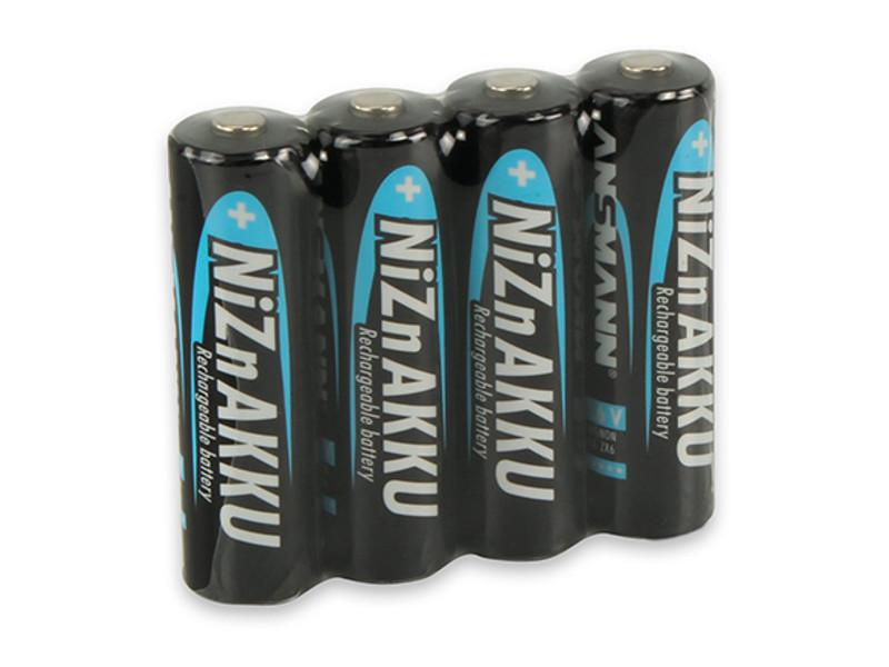 лучшая цена Аккумулятор AA - Ansmann 1322-0005 1500 mAh Ni-Zn (4 штуки) 15459