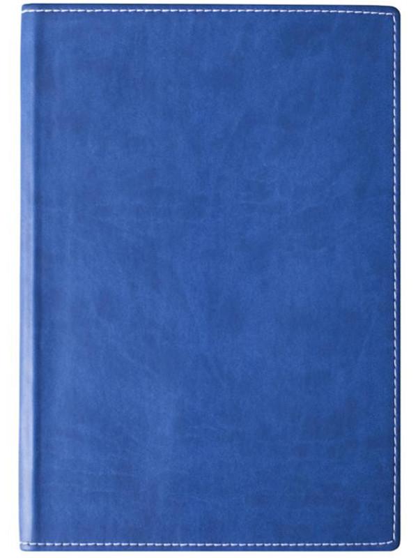 Бизнес-тетрадь Attache A5 120 листов Blue 373183