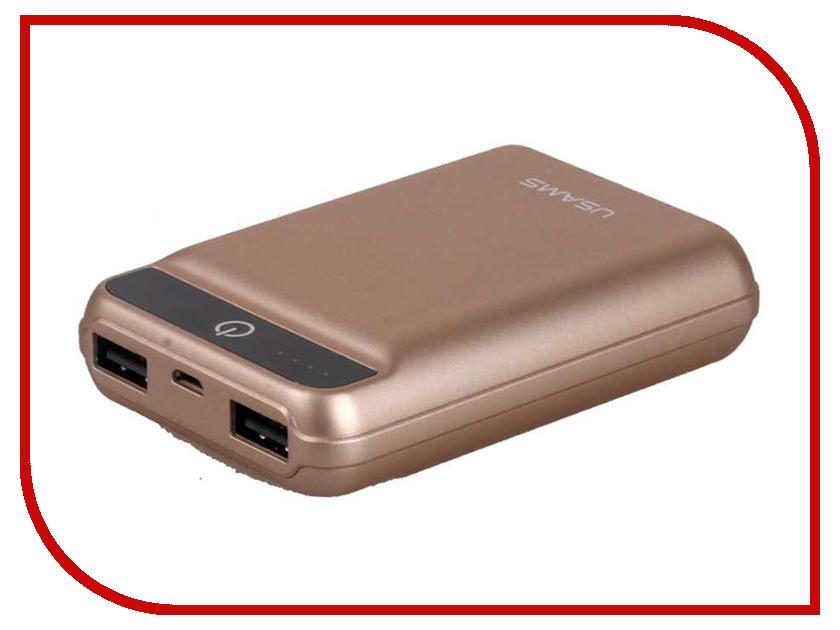 Аккумулятор USAMS Birkin Series US-CD22 10000mAh Gold primare cd22 black