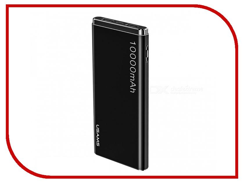 Аккумулятор USAMS Birkin Series US-CD23 10000mAh Black new laptop us keyboard for sony vgn sz series us layout black 148023361 147964792