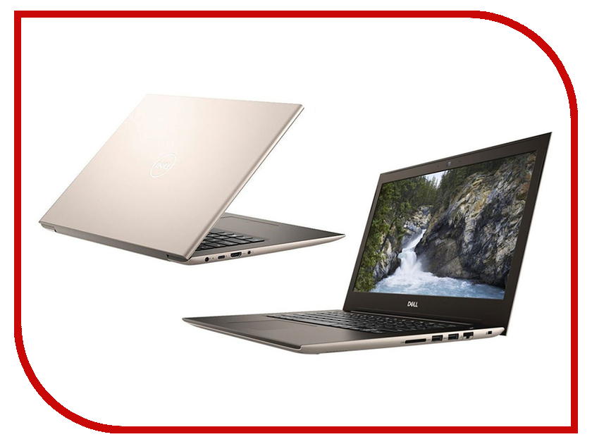 Ноутбук Dell Vostro 5471 5471-4938 (Intel Core i5-8250U 1.6 GHz/4096Mb/1000b/No ODD/Intel HD Graphics/Wi-Fi/Cam/14.0/1920x1080/Windows 10 64-bit) ноутбук dell vostro 3568
