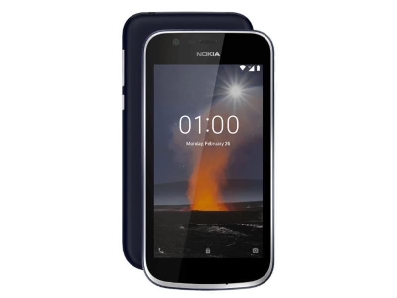 Сотовый телефон Nokia 1 (TA-1047) Blue сотовый