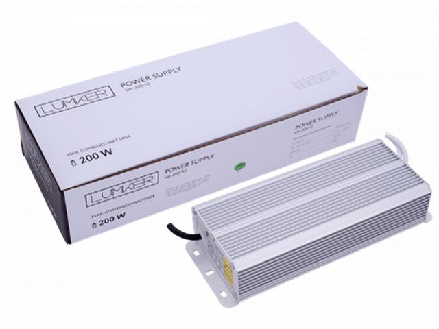 Блок питания Lumker TPW VA-200-24 200W 24V IP66