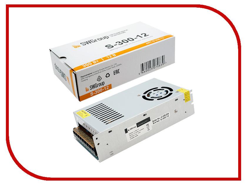 Блок питания Lumker S-300-12 300W 12V