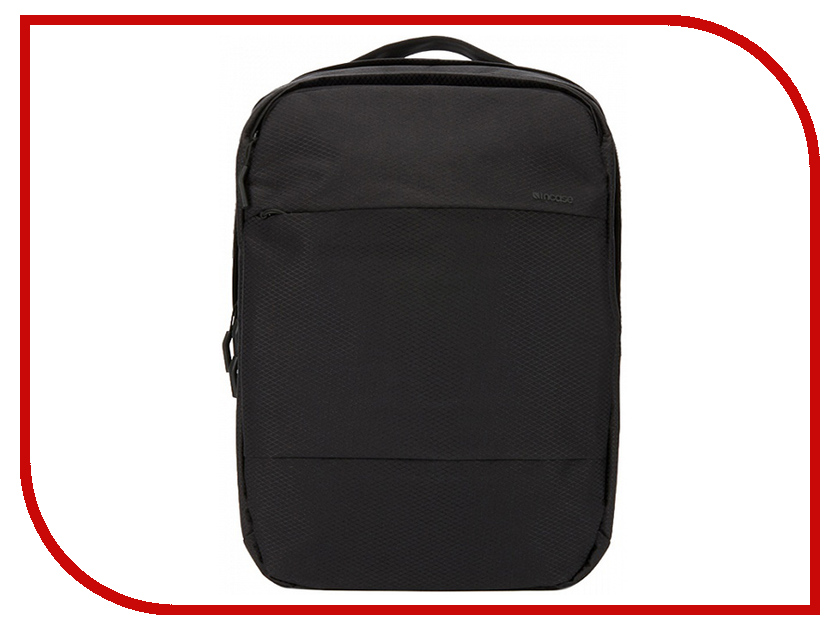 Рюкзак Incase 15.0-inch City Backpack with Diamond Ripstop Black INCO100359-BLK рюкзак incase 15 0 inch city collection compact black cl55571