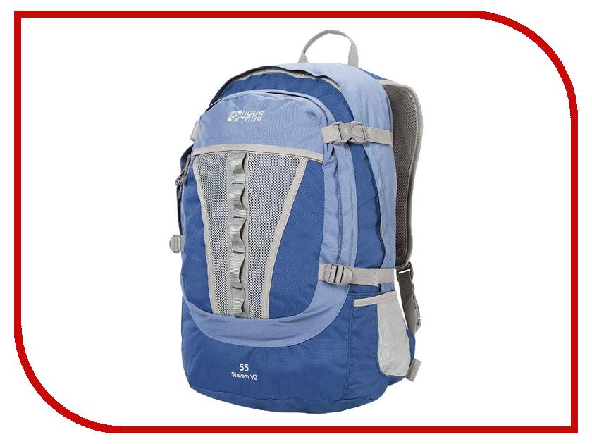 Рюкзак Nova Tour Слалом 55 V2 Blue 95138-456-00