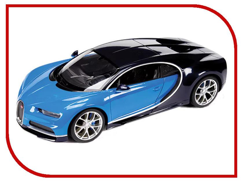 Игрушка Rastar Veyron Chiron 1:14 75700 Blue игрушка ecx ruckus gray blue ecx00013t1