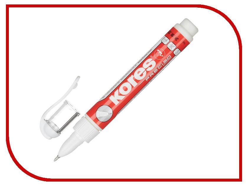 Корректирующая ручка Kores Preciso 8ml 130250